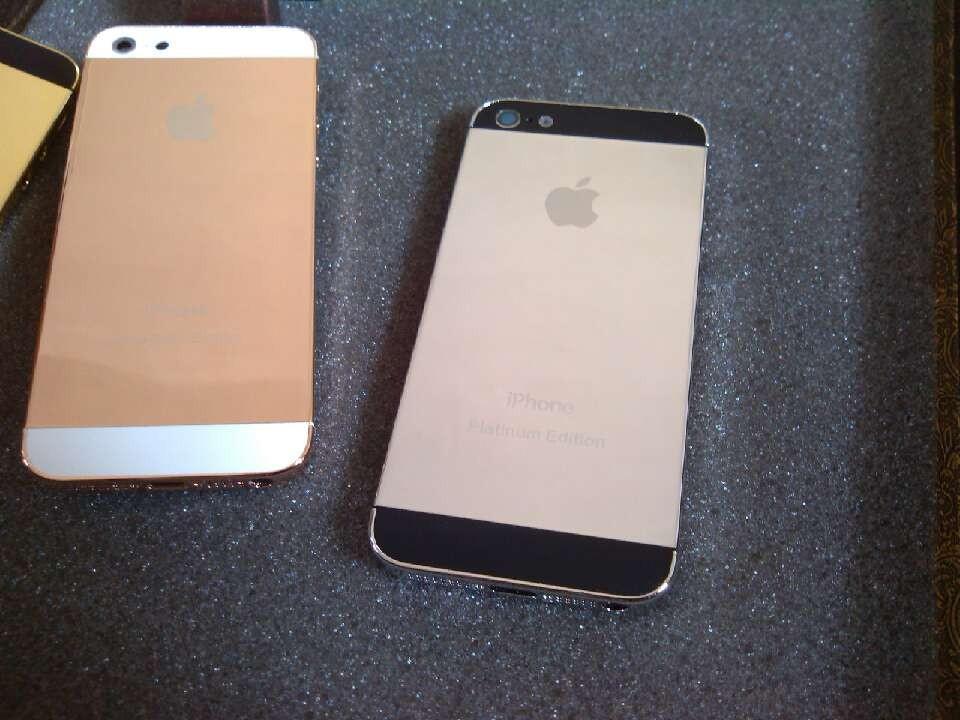 其他苹果配件 纯黄金,纯铂金,苹果5代后盖 其他苹果配件尽...