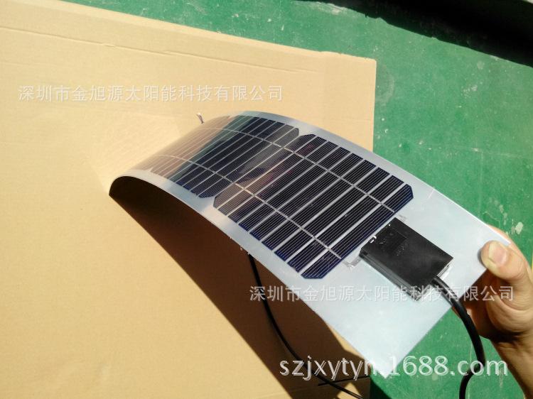 组件 火爆批发车用太阳能发电板10W 18V,汽车专用太阳能板