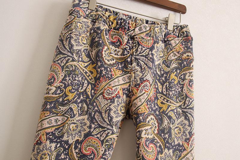 女士绒裤_