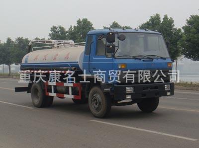 虹宇HYS5120GXEE吸粪车B170东风康明斯发动机