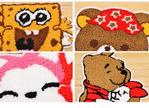 AAB粘贴制作毛线贴画 儿童手工DIY幼儿园美丽装饰衣服贴画图片,