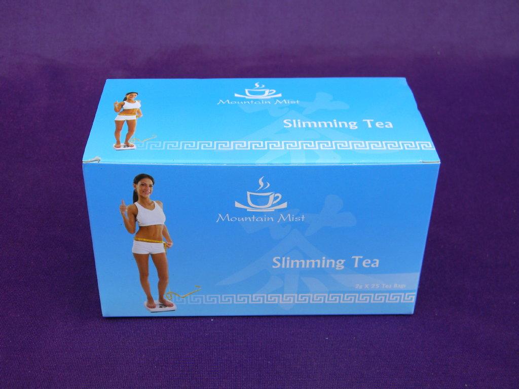 减肥茶加工