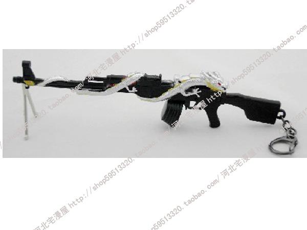 雄级AWM天龙RPK盘龙枪模兵器玩具刀扣道具 -价格,厂家,图