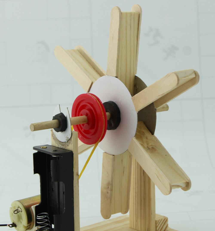 【益智玩具教具 少儿手工diy 科技实验 小制作