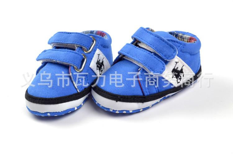 宝宝鞋 婴儿学步鞋 婴儿防滑软底学步鞋