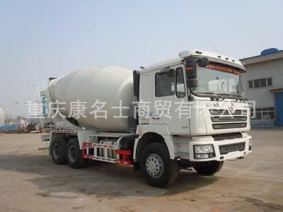 冀东巨龙JDL5250GJBSX42混凝土搅拌运输车ISME345 30西安康明斯发动机