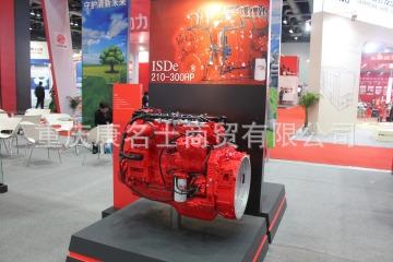 程力威CLW5142ZDJT3对接式垃圾车ISDe185东风康明斯柴油机