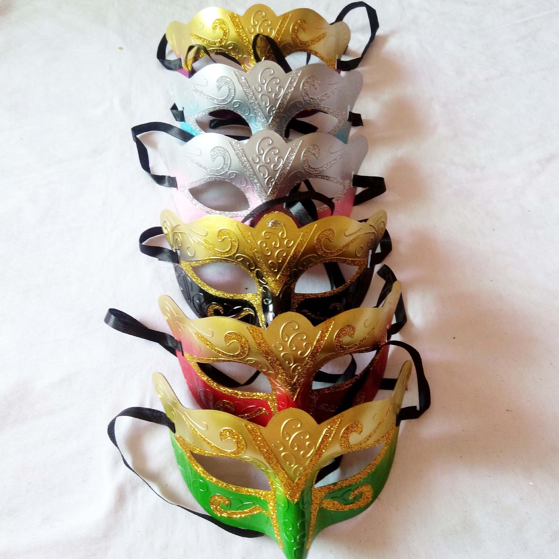 彩绘面具 喷漆面具 蝶舞喷漆彩绘面具 阿里巴巴