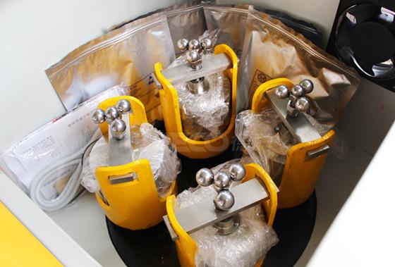 超低音重型行星式球磨机(球磨罐发货包装)