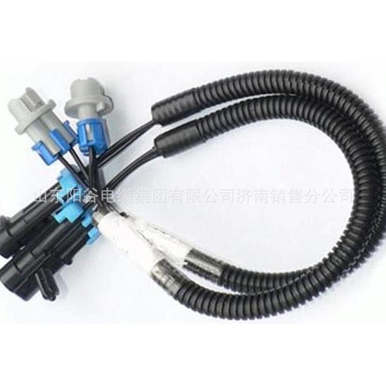 汽车电子线束 链接线材 汽车电子线束 汽车防盗器专用 量大从优 阿里巴高清图片