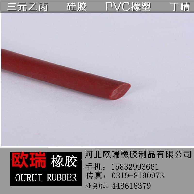 厂家直销硅胶发泡圆棍 硅胶发泡密封棍 耐高温密封管棍 可定做