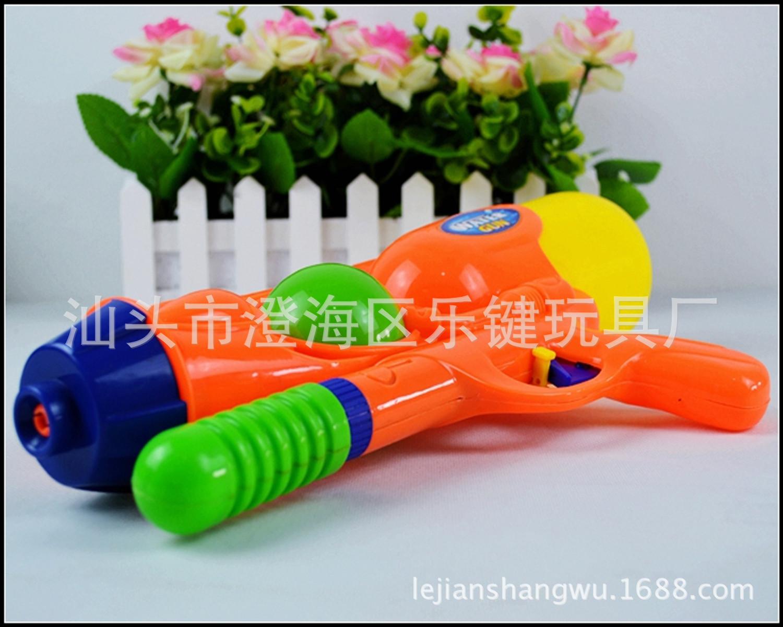 直销儿童水枪玩具远射程单双头儿童大小号高压抽拉漂流戏水玩具