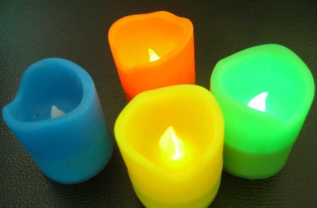 蜡类蜡烛用无迁移高艳度透明色浆