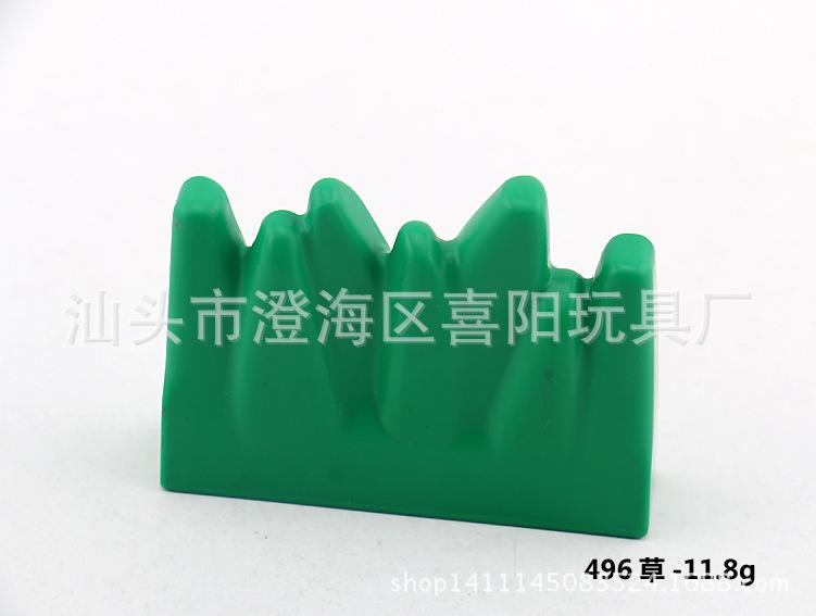 喜阳 厂家直销热销新款 DIY益智拼装积木玩具配件