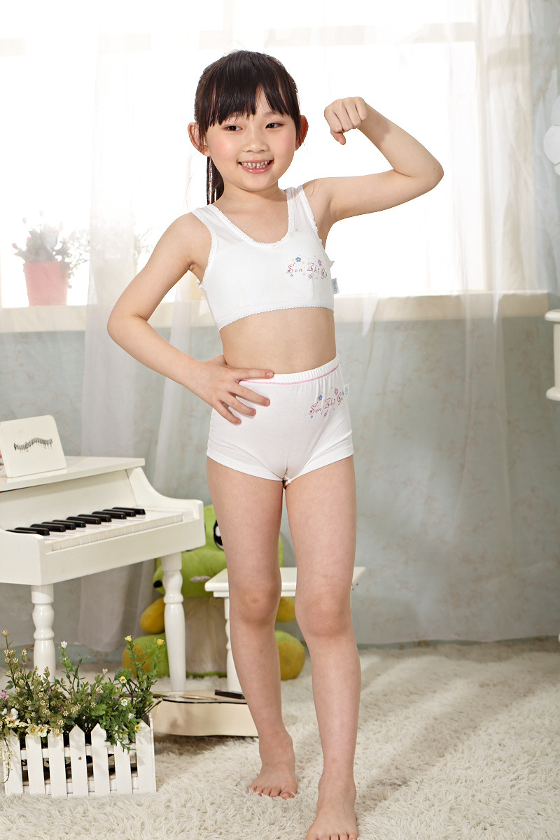 Tween lingerie tgp real she