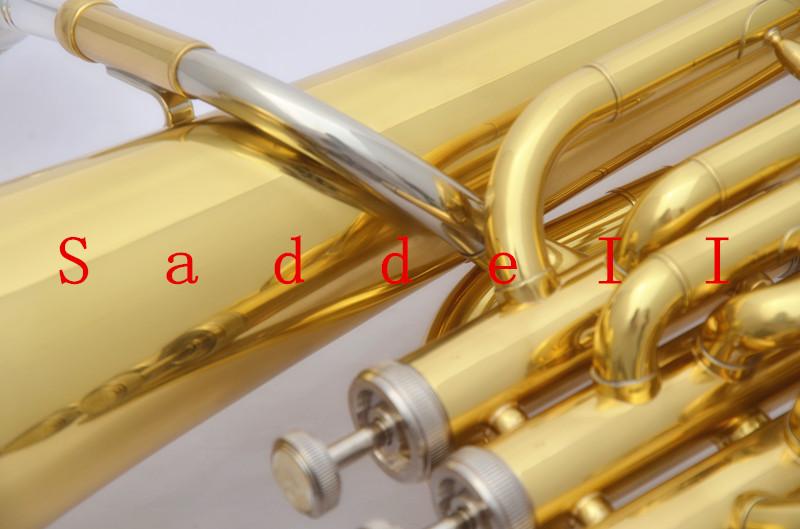 樂器公司廠家***廠降B巴立東號三立鍵中 音號Euphonium