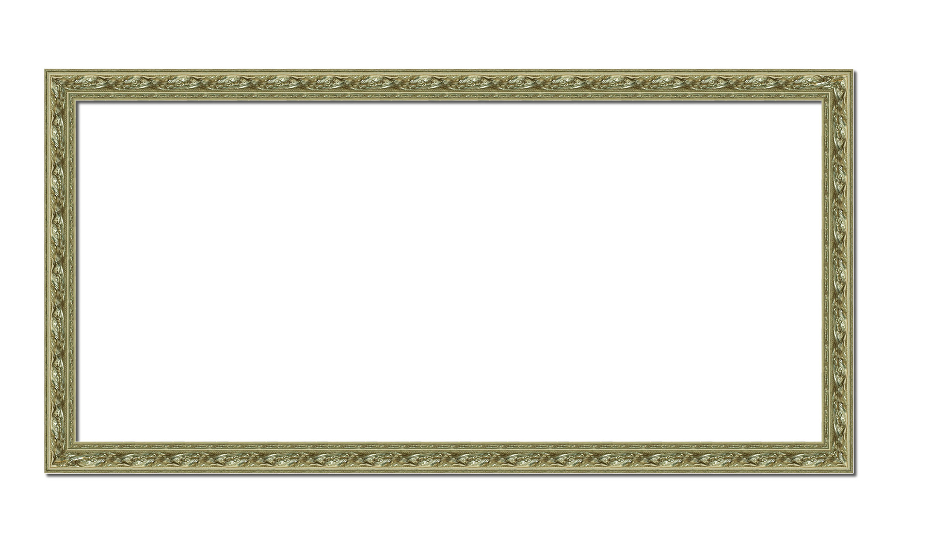 厂家1件起定制批发直销 银色 实木 画框 1471-2YK 95x55