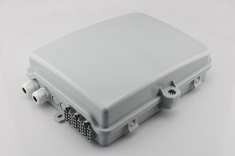 供应光缆分纤箱 16芯光缆分纤箱 室内外分纤箱 光缆分路箱 光纤箱