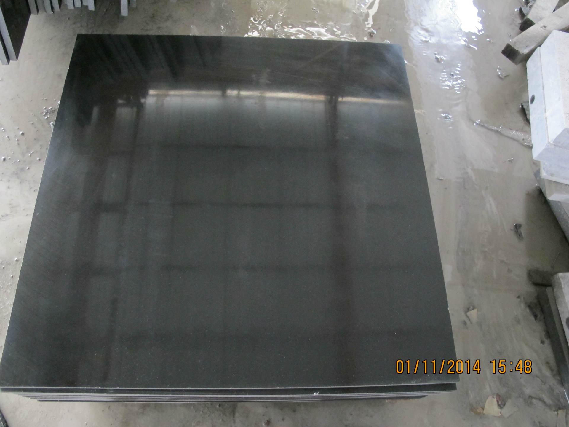 低价供应G654芝麻黑染色黑板