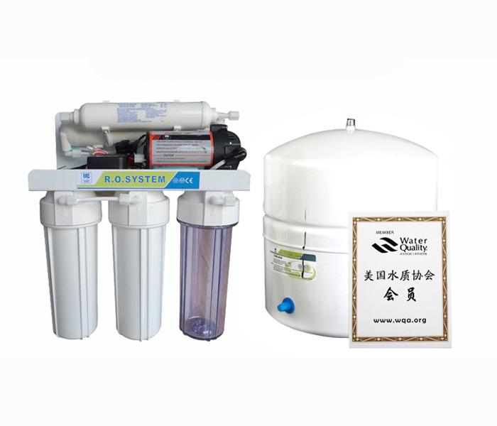 【科技农家自吸型】农家乐厨下安装自吸式净化消毒纯水机 净水器