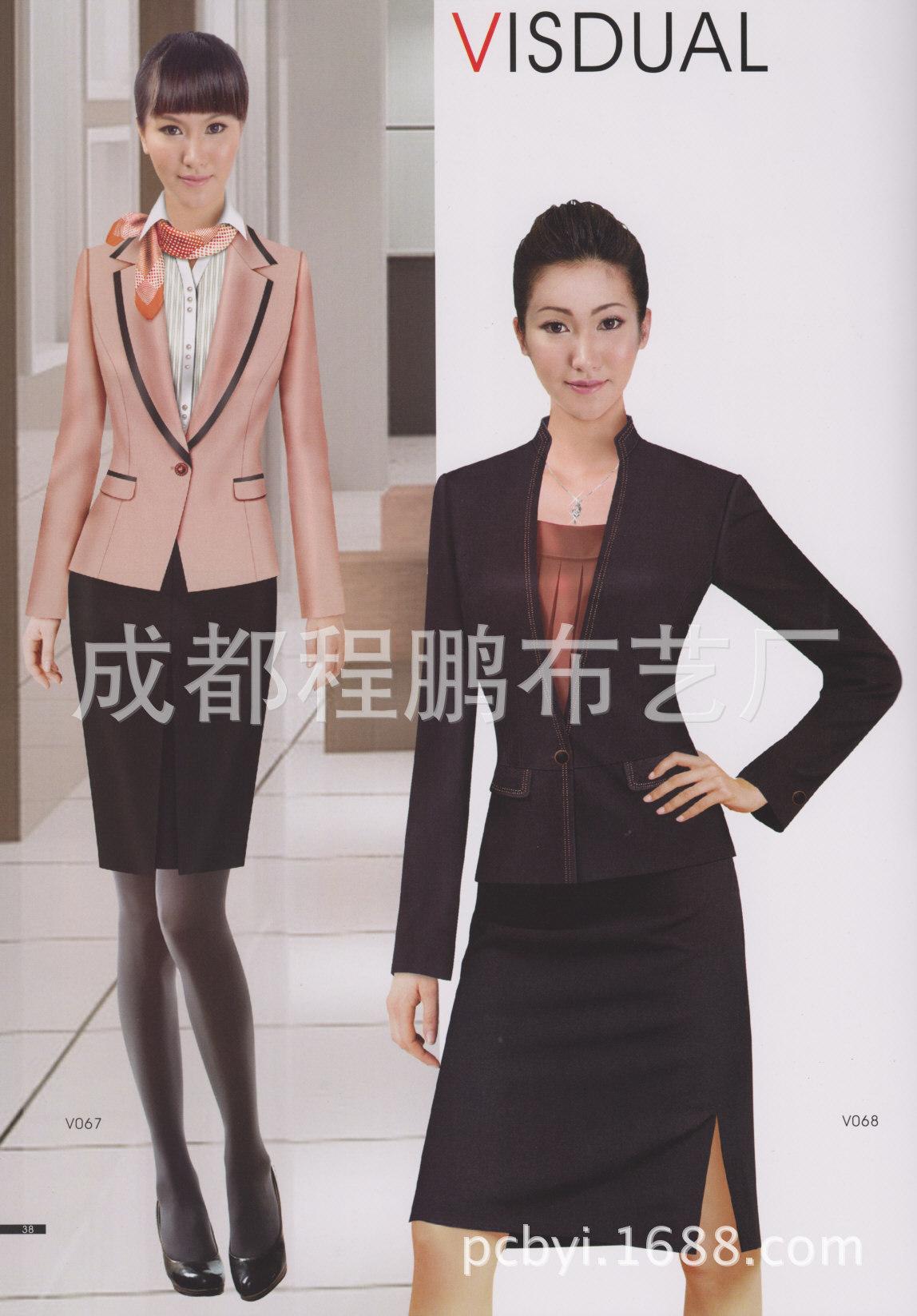 低价加工各种款式面料女装