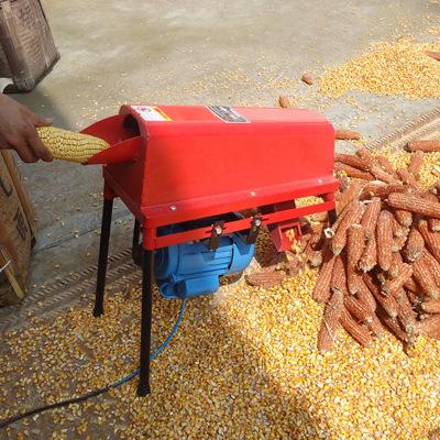批发直销玉米电动玉米脱粒机、手动玉米脱粒机