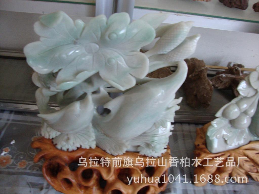 专业生产根雕玉雕图片大全,乌拉特前旗乌拉山香柏木工艺品厂