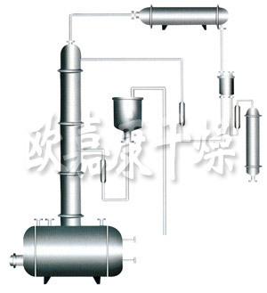 h厂家直销 供应 高质量 酒精回收塔 质量保证 价格实惠