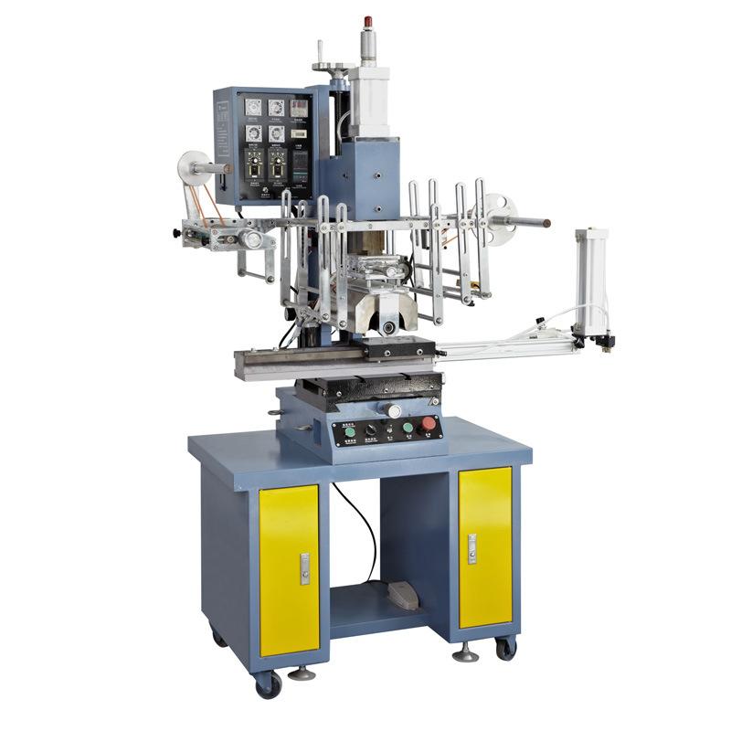 供应虎跃HY2018-1平面塑料板热转印印刷机械威士达
