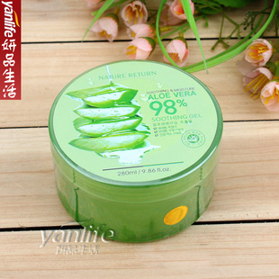 ���� NATURE RETURN 98%«���� ��ˮ��Ĥ 280ML
