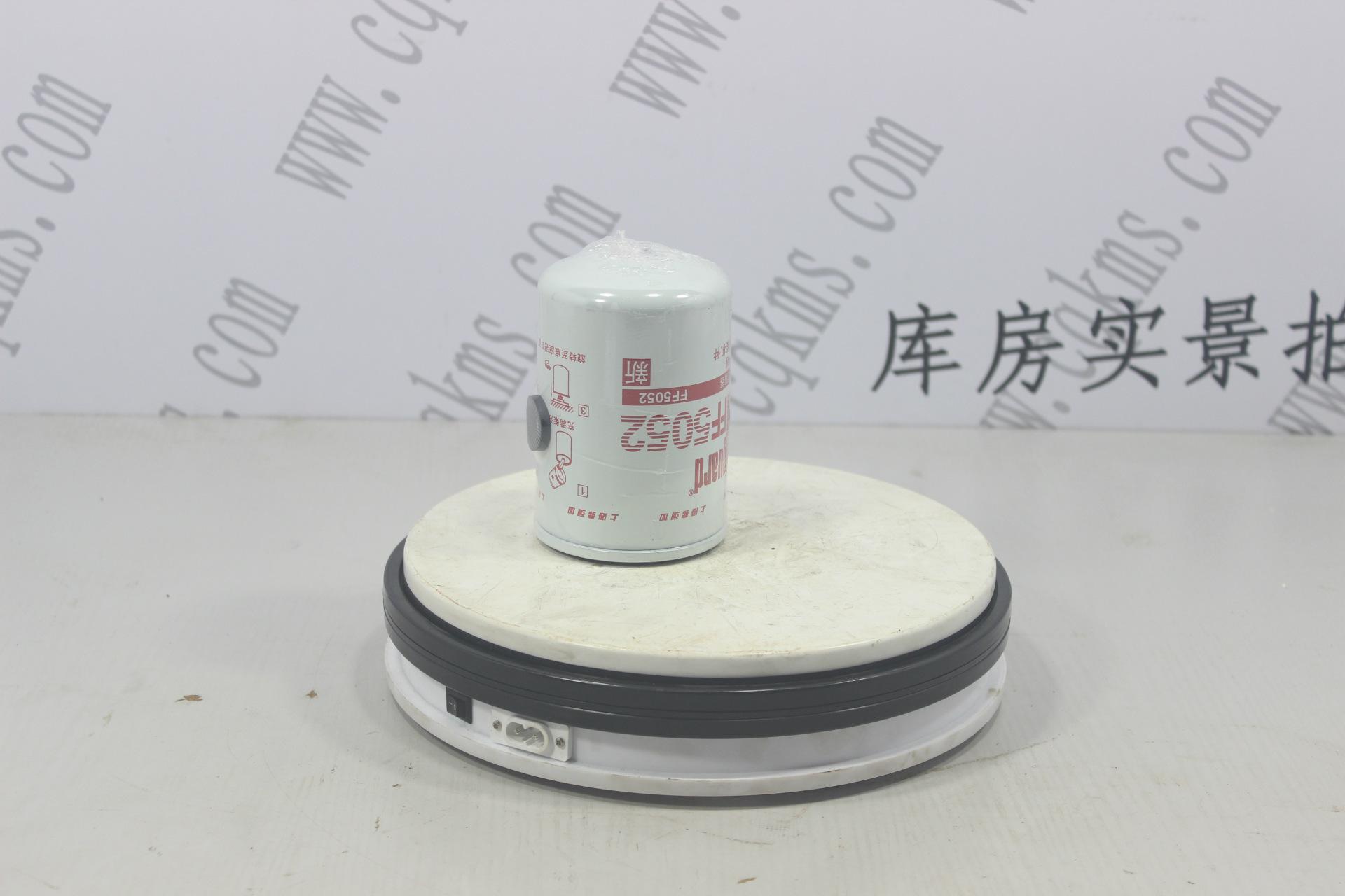 kms01725-FF5052-滤清器-用于4BT康明斯发动机-4BT-参考规格高10.6cm,外径7.6cm-参考重量400-400图片1