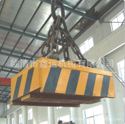 吊运钢锭和大型初轧坯、型钢电磁铁