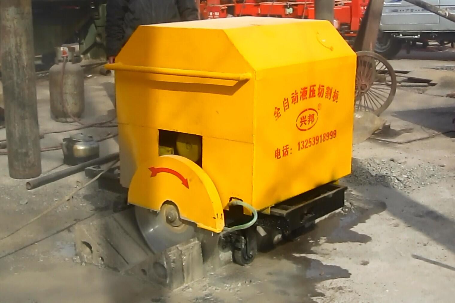 切割机楼板切割机全自动液压切割机