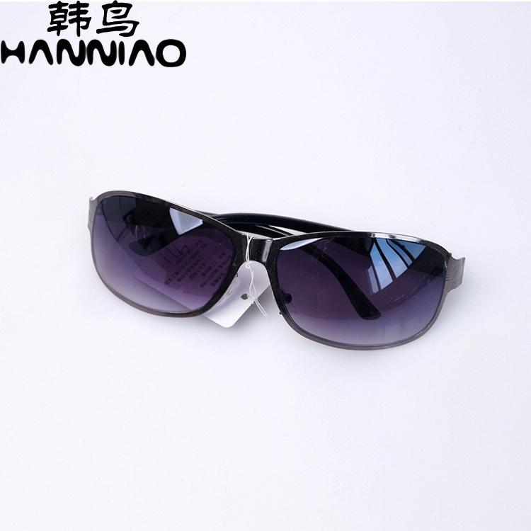 厂家直销2015新款时尚高档太阳镜 优质大框精品太阳镜批发
