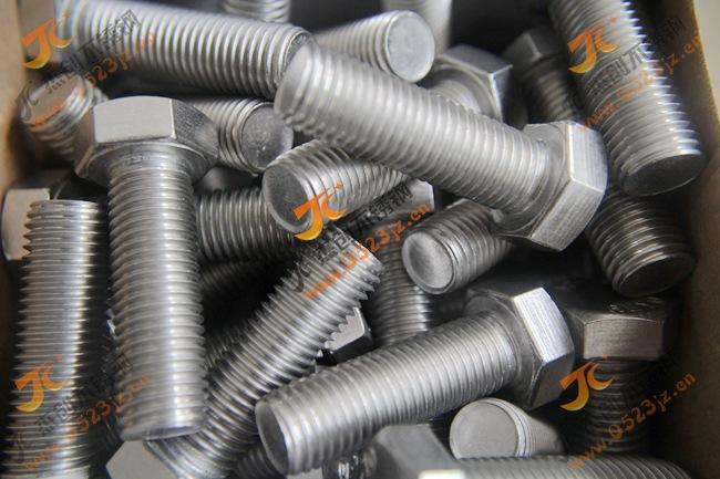 现货供应M16*25-200 304不锈钢外六角螺丝 不锈钢外六角螺栓