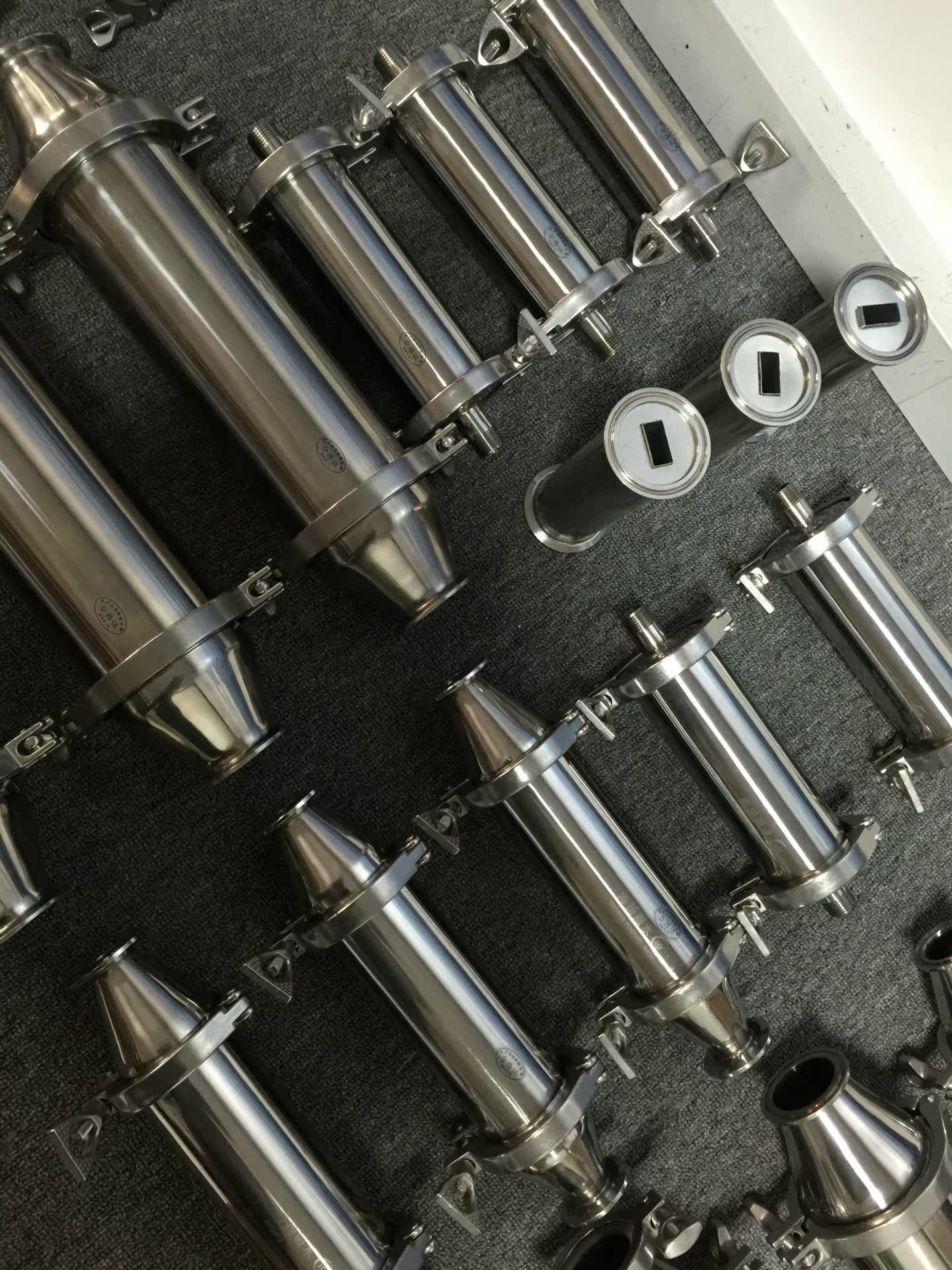 纸业加工机械专用除垢设备--磁化除垢器(潍坊海扬磁水处理设备