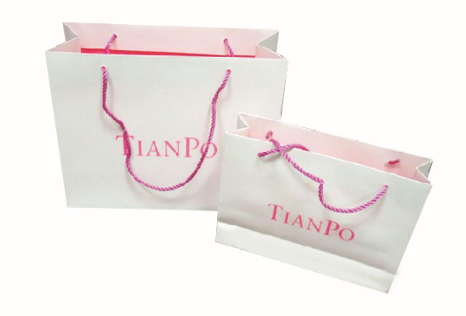 广州厂家设计定做高档创意手提纸袋 订做定制彩印礼品包装纸袋 -礼品图片