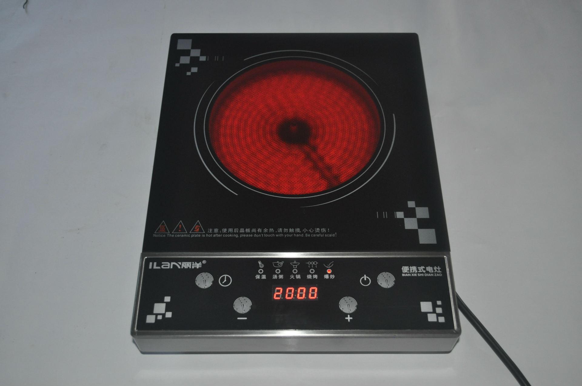 实力供应 光波炉 电陶炉 触摸系列 质量一流