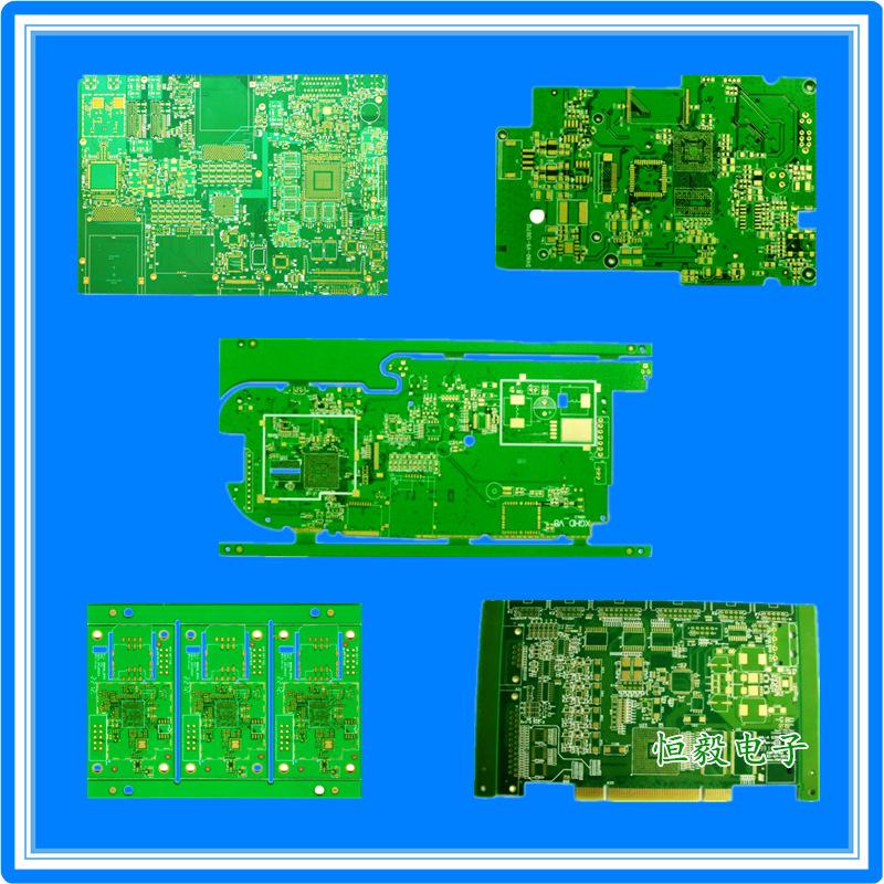 3.5板厚PCB生产厂家 恒毅电子4层电路板加工定制