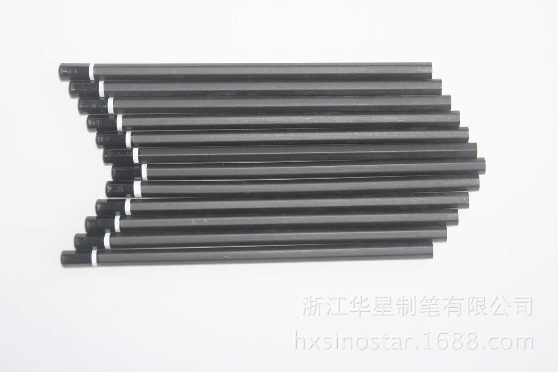 華星沾頭六角碳化芯鉛筆 ***繪畫鉛筆 ***素描鉛筆 廠家***