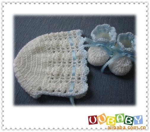 夏季手工编织套件帽子鞋子|夏季婴儿用品编织
