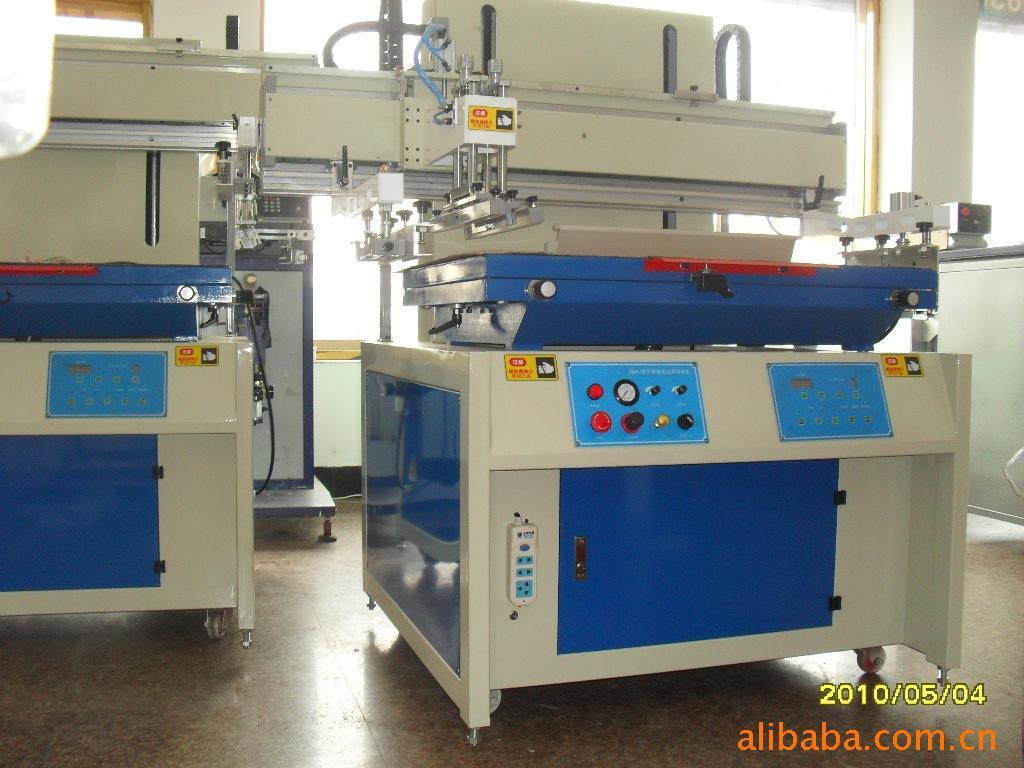 供应RC6090彩晶玻璃丝印机