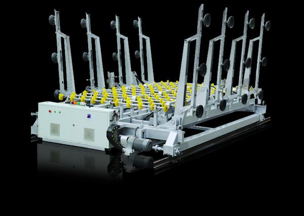4030型双翻双工位玻璃上片机