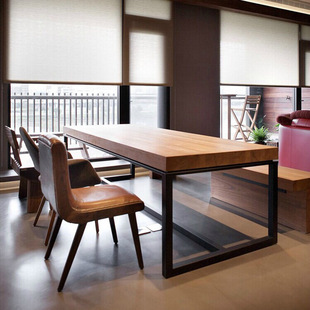 Furniture Of Style Industry Loft Countryside Whole Beauty Type Does Old Tie Yi Table